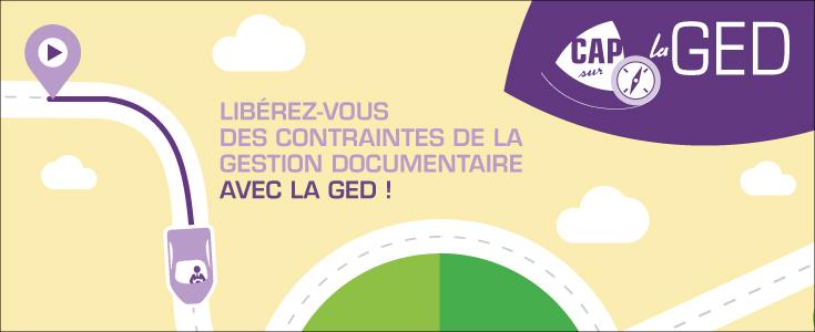 Infographie : tout savoir sur la GED en Cloud Computing