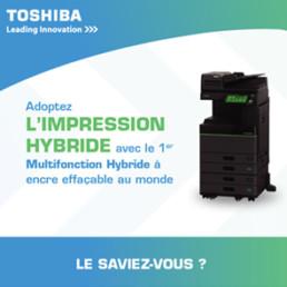 Impression hybride MFP